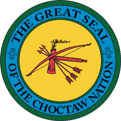 Choctaw tribal seal