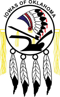 Iowa tribal seal