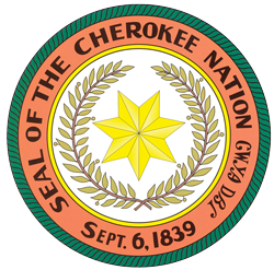 Cherokee tribal seal