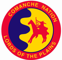 Comanche tribal seal