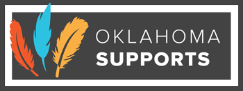 Oklahoma Supports logo