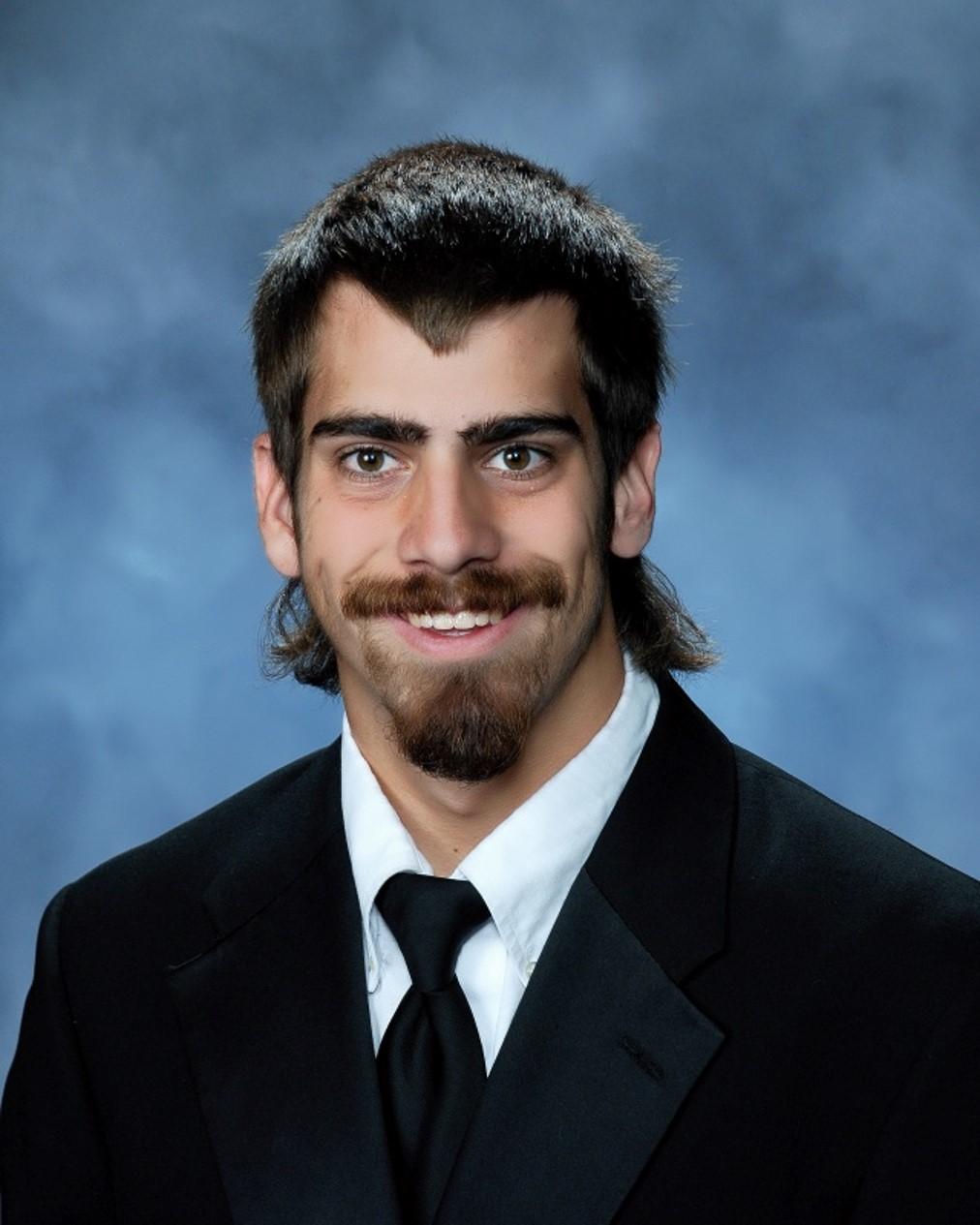 Cole Senior class picture