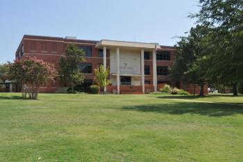 View of White Hall at OSD