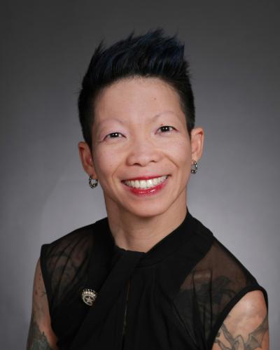 Portrait of Comm. Cheng