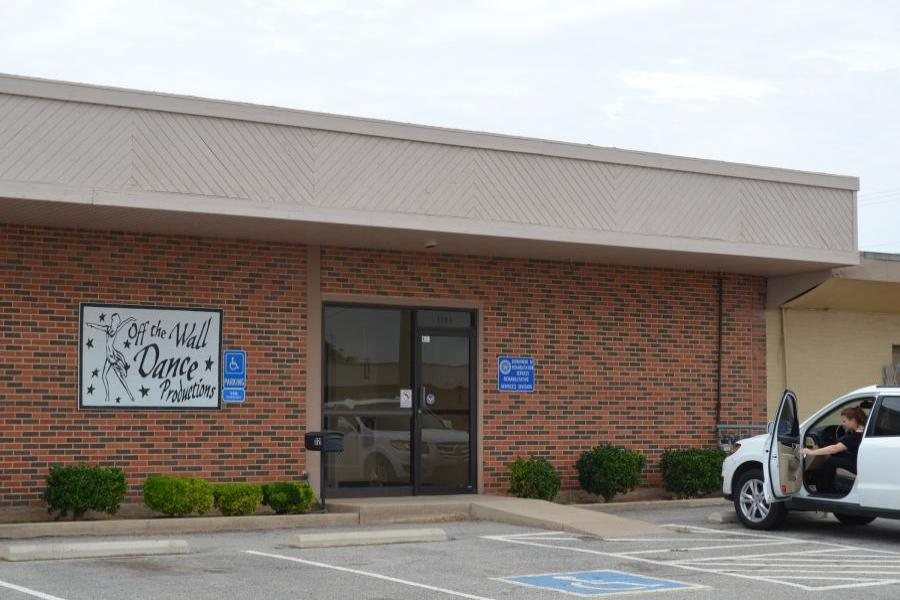Front view of the Altus DRS office