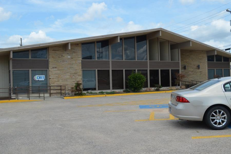 Front view of McAlester office