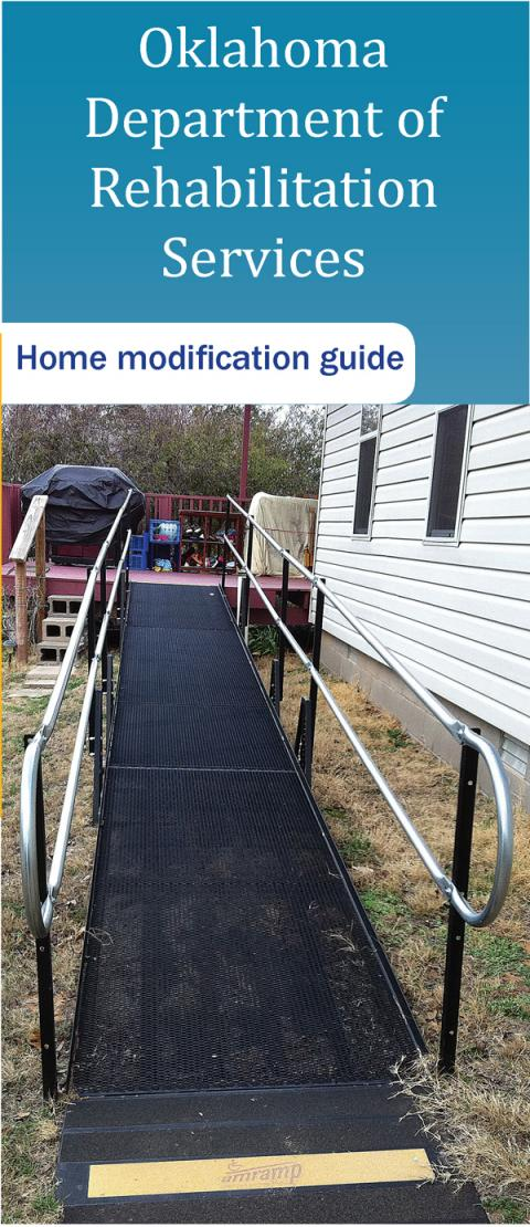 Home Modification Guide Cover