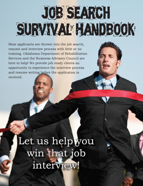 Job Search Handbook Cover