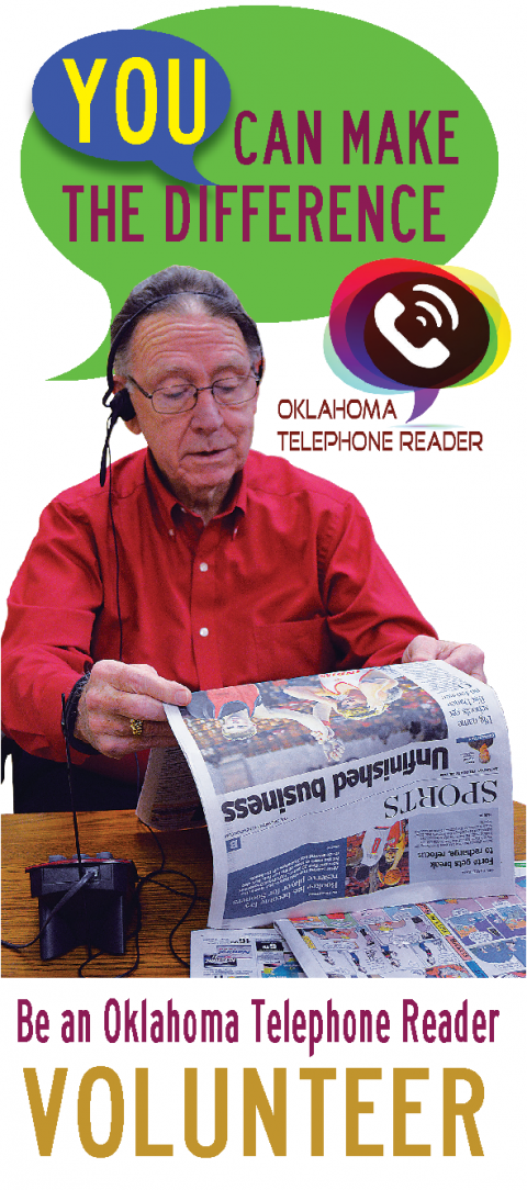 Cover of Oklahoma Telephone Reader