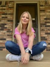 Kaylee's senior picture