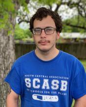 Chris' senior picture