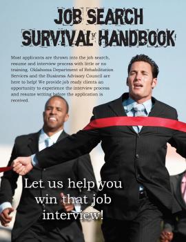 Job Search Handbook Cover