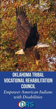 Cover of Tribal Vocational Rehabilitation brochure