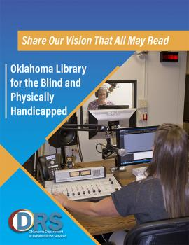 Cover of the Library's brochure