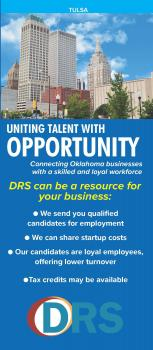 Cover of Uniting Talent with Opportunity -- Tulsa region