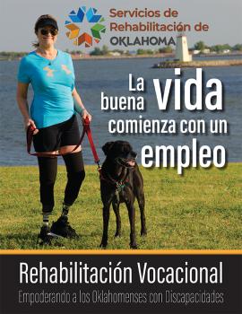 Cover of Vocational Rehabilitation Spanish
